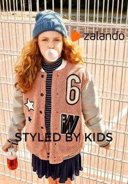 Back to school offers in the Zalando catalogue in London