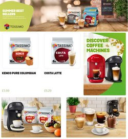 Electronics offers in the Tassimo catalogue ( 11 days left)