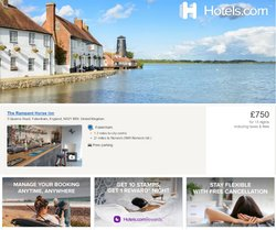 Travel offers in the Hotels catalogue ( 1 day ago )