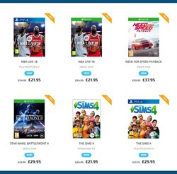 Xbox offers in the The Game Collection catalogue in London