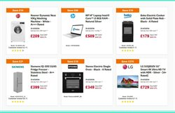 Washing machine offers in the Ao catalogue in London