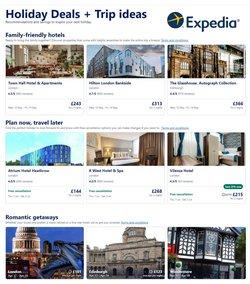 Expedia catalogue ( 5 days left )