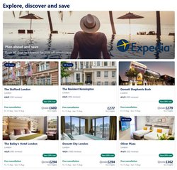 Travel offers in the Expedia catalogue ( 1 day ago )
