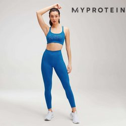 Sport offers in the My Protein catalogue ( Expires today)