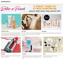 Pharmacy, Perfume & Beauty offers in the Look Fantastic catalogue ( 18 days left)