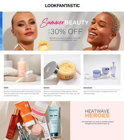 Pharmacy, Perfume & Beauty offers in the Look Fantastic catalogue ( 8 days left)