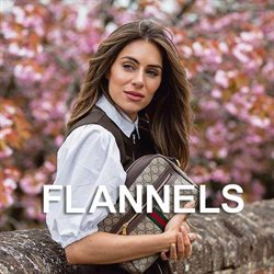 Flannels offers in the Manchester catalogue