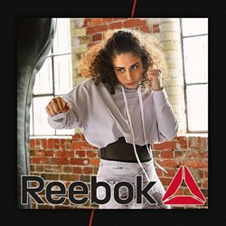 Reebok offers in the London catalogue