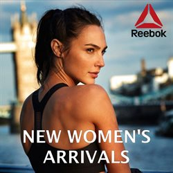 Reebok offers in the Falmouth catalogue