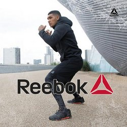 Sport offers in the Reebok catalogue in Enfield