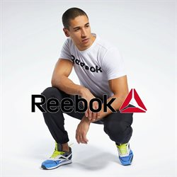 Sport offers in the Reebok catalogue in Dartford ( 13 days left )