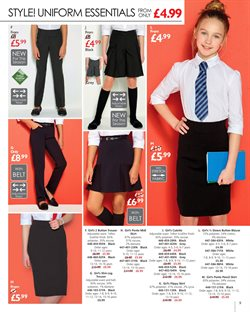 Women's trousers offers in the Studio catalogue in London