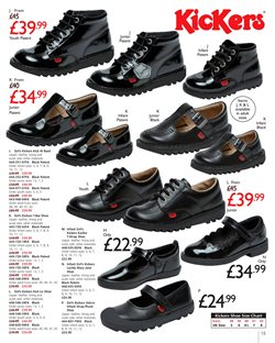 Women's shoes offers in the Studio catalogue in London