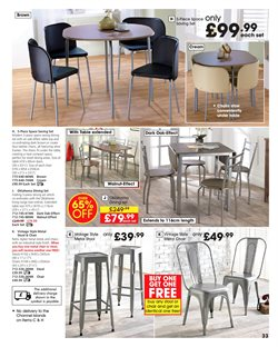 Chairs offers in the Studio catalogue in London