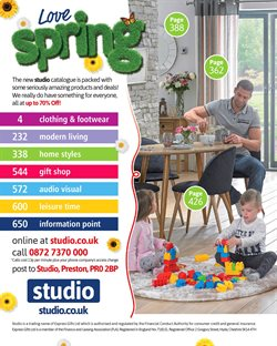 DIY offers in the Studio catalogue in London