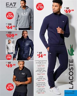 Men's jacket offers in the Studio catalogue in London