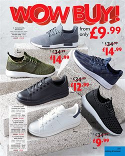 Men's trainers offers in the Studio catalogue in London