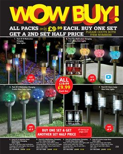 Lighting offers in the Studio catalogue in London