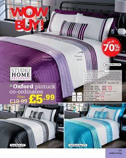 Cushions offers in the Studio catalogue in London