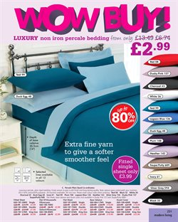 Bedding offers in the Studio catalogue in London
