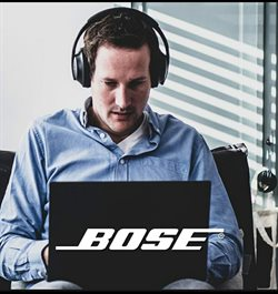 Bose catalogue in Aberdeen ( More than a month )