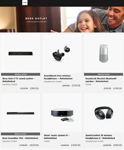 Bose catalogue ( Expired )