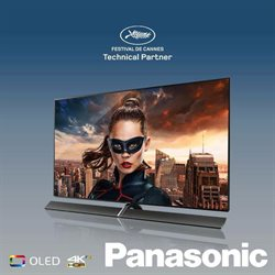 Panasonic offers in the Leeds catalogue