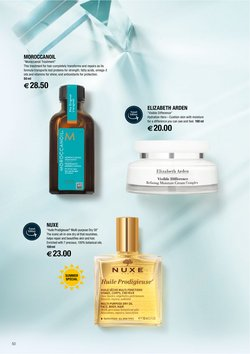 Elizabeth Arden offers in the Ryan Air catalogue ( 8 days left)