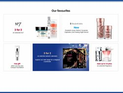 Boots offers in the London catalogue