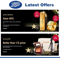 Pharmacy, Perfume & Beauty offers in the Boots catalogue in Birkenhead
