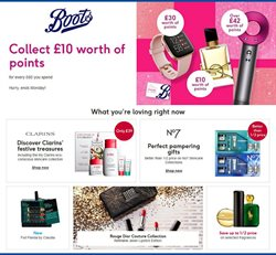 Pharmacy, Perfume & Beauty offers in the Boots catalogue in Middlesbrough