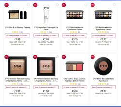 Offers of Eyeshadow in Boots