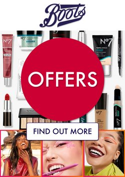 Boots offers in the Boots catalogue ( 28 days left)