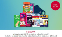 Boots coupon ( 1 day ago )