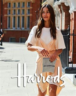 Harrods offers in the London catalogue