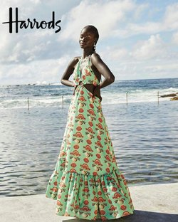 Harrods offers in the Harrods catalogue ( 4 days left)