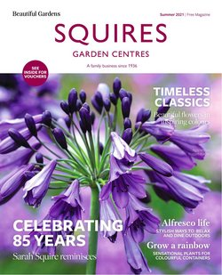 Sales offers in the Squires Garden Centres catalogue ( 13 days left)