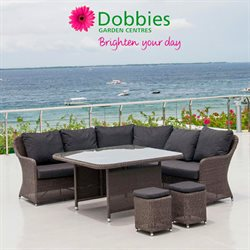 Dobbies Garden Centre offers in the Glasgow catalogue