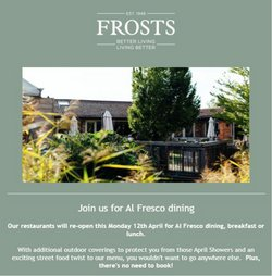 Frosts Garden Centres catalogue ( Expires today)