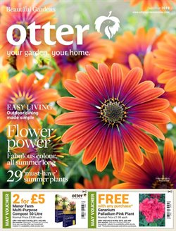 Otter Nurseries offers in the Plymouth catalogue