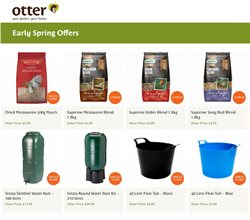 Garden & DIY offers in the Otter Nurseries catalogue in Liverpool ( Expires today )