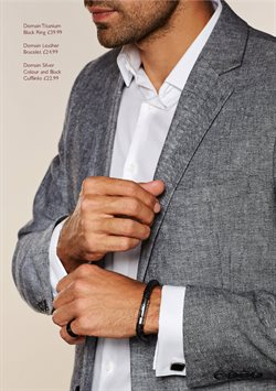 Men's shirt offers in the Argos catalogue in London