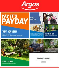 Argos offers in the Darlington catalogue