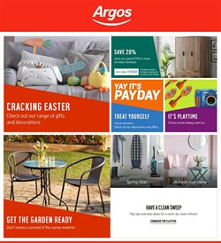 Department Stores offers in the Argos catalogue in Hammersmith