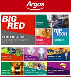 Argos offers in the Glasgow catalogue