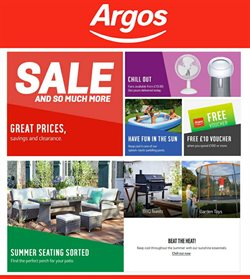 Department Stores offers in the Argos catalogue in Ealing