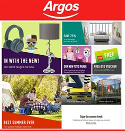 Argos offers in the Birmingham catalogue