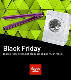 Black Friday offers in the Argos catalogue ( 1 day ago)