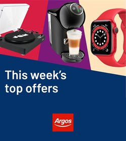 Department Stores offers in the Argos catalogue in Sutton Coldfield ( Expires today )