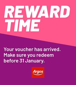 Argos catalogue ( 3 days left )